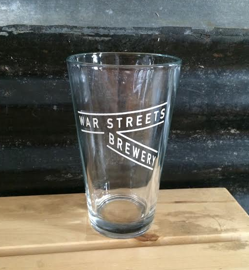 Courtesy War Streets Brewery.