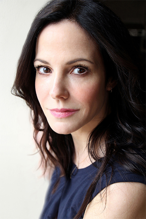 Mary-Louise Parker. Photo by Tina Turnbow.