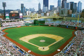 PNC Park. Courtesy of Visit Pittsburgh.