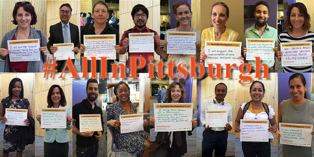 equitable development report all in pittsburgh