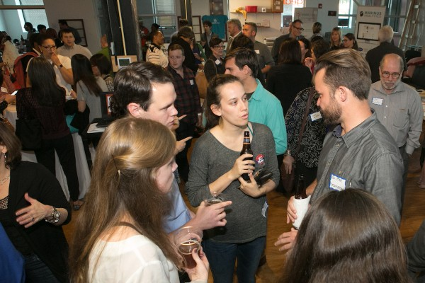 UpPrize networking event