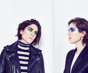 Tegan and Sara. Photo by Pamela Littky.