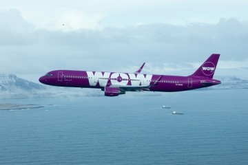Image courtesy of WOW air.