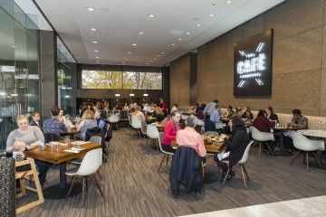 The new Café Carnegie in Oakland (Photo: The Carnegie Museum of Art)