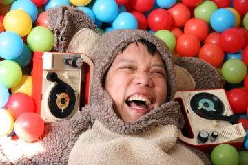 Kid Koala. Photo by Corinne Merrell.