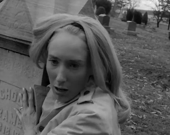 """Night of the Living Dead"" (1968)."