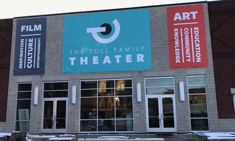 Image courtesy of the Tull Family Theater.