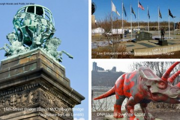 Photos via Google's Public Art Map