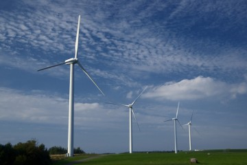 Turbines at the Somerset Wind Farm in Somerset, PA. Image courtesy of Wikipedia Commons.