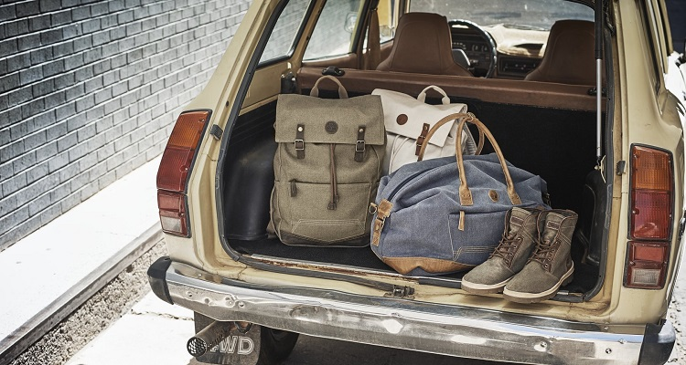 Timberland X Thread Ipswich bags. Image courtesy of Timberland.