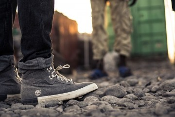 Timberland X Thread Newport Bay Hiker shoe. Image courtesy of Timberland.