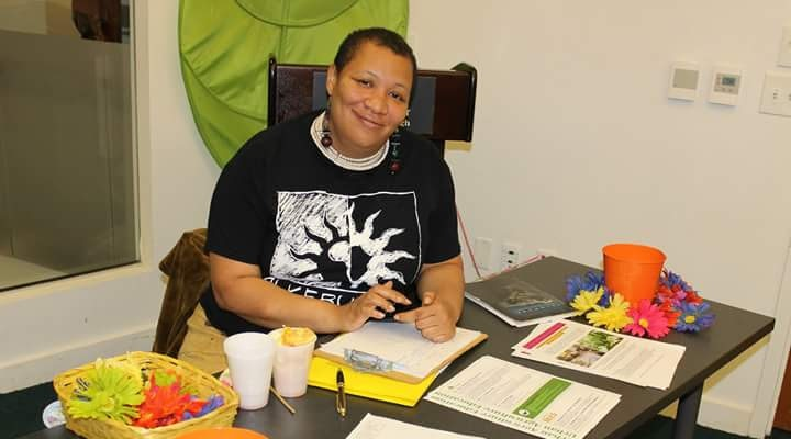 BUGS founder Raqueeb Bey. Image courtesy of Raqueeb Bey.