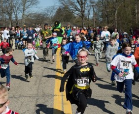 Pittsburgh Superhero Race. Photo by Carrie Farmerie Photography.