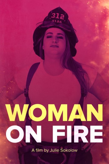 Woman on Fire movie poster, courtesy of Julie Sokolow.