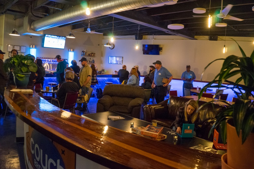 Car City Conway >> Larimer's Couch Brewery is an alternate universe where you can drink craft beer in the 1970s