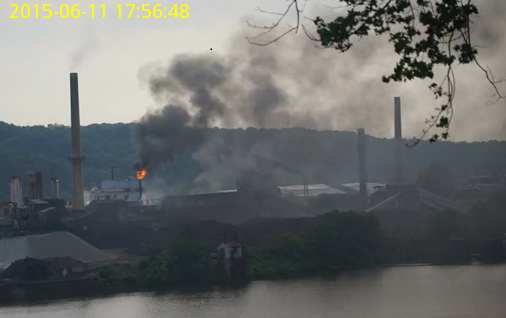 Still from ACCAN and CREATE Lab's Shenango Channel. Image courtesy of Clean Water Action.