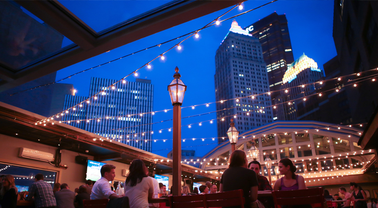 16 Great Places For Outdoor Dining In Pittsburgh